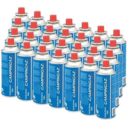 Campingaz Ventil-Gaskartusche CP 250-450ml Isobutane Mix (28er Pack)