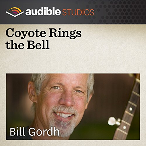 Coyote Rings the Bell audiobook cover art