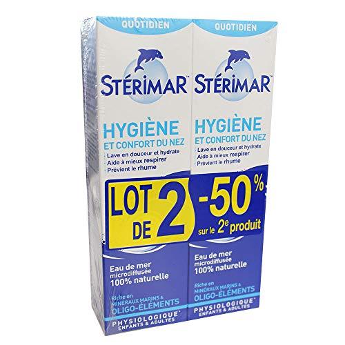 Stérimar Nasal Hygiene Set of 2 x 100ml