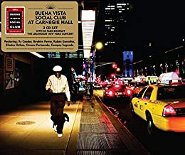 Buena Vista Social Club At Carnegie Hall (2 LP-Vinilo )