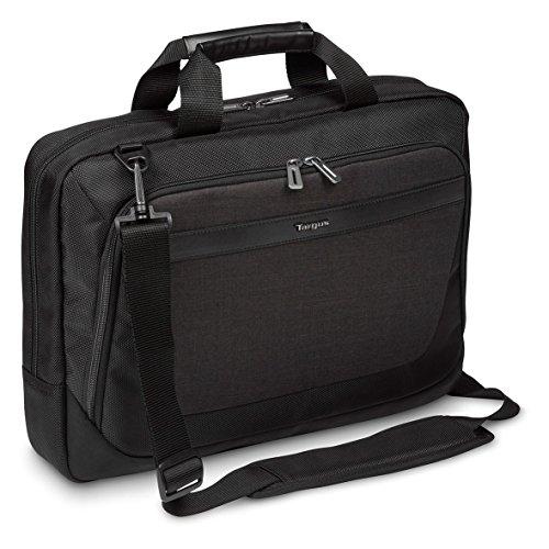 Targus CitySmart Slimline Topload Business Commuter Messenger Laptop...