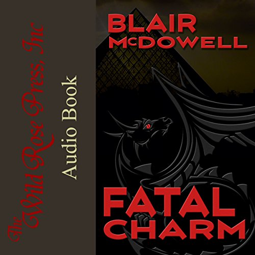 Fatal Charm audiobook cover art