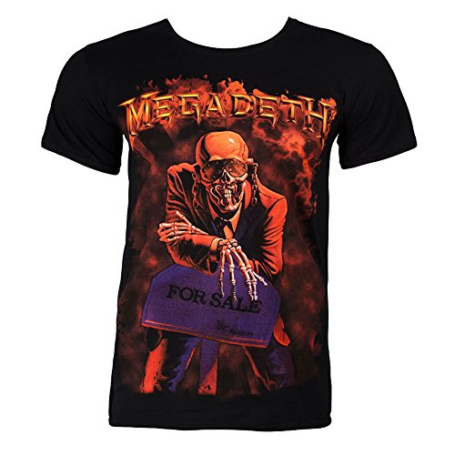 Megadeth - Camiseta - Peace Sells