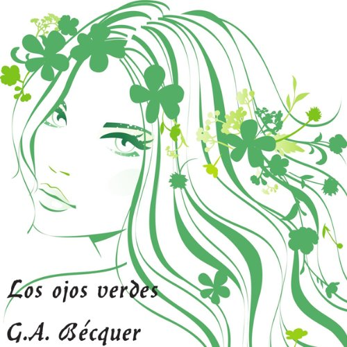 Los ojos verdes [Green Eyes] audiobook cover art