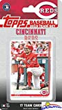 Cincinnati Reds 2019 Topps Baseball EXCLUSIVE Special Limited Edition 17 Card Complete Team Set with Joey Votto, Scooter Gennett & Many More Stars & Rookies! Shipped in Bubble Mailer! WOWZZER!