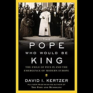 The Pope Who Would Be King audiobook cover art