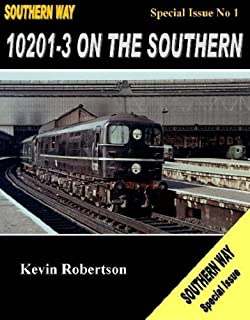 10201-3 on the Southern: Special Issue No. 1