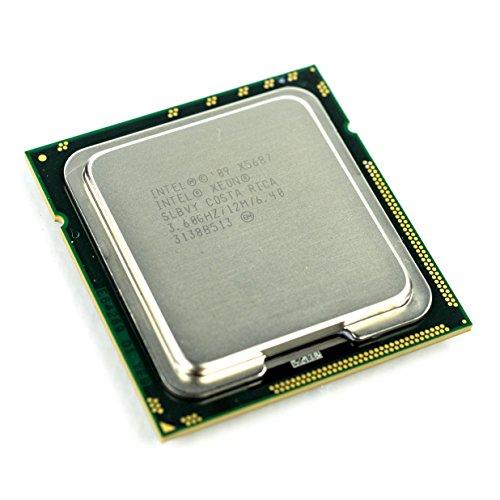Intel Xeon Quad Core Prozessor X5687 3,60GHz 12MB SLBVY