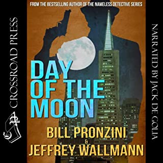 Day of the Moon audiobook cover art