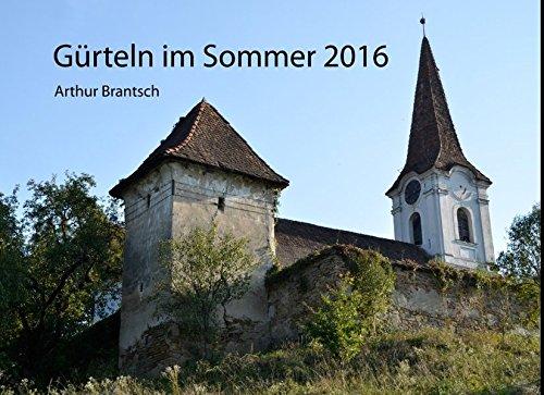 Gürteln im Sommer 2016: ein verlassenes Dorf in Siebenbürgen
