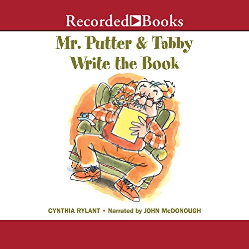 Mr. Putter and Tabby Write the Book Audiobook By Cynthia Rylant cover art