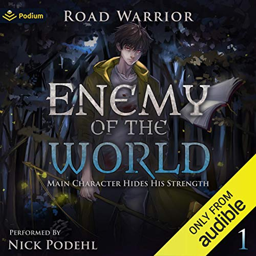 Enemy of the World cover art