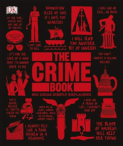 The Crime Book Big Ideas Simply Explained product image