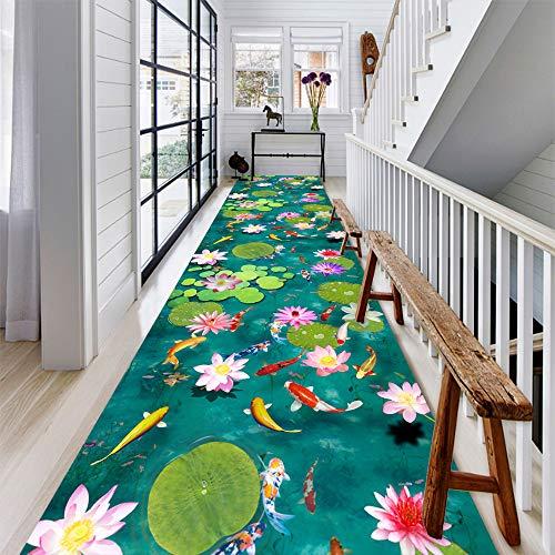 Tapijtloper 3D Stagno tapijtloper, industriële tapijtloper, Noordse tapijtloper, 100 cm / 200 cm / 300 cm lang 1.0x3.0m