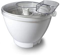 Kenwood Accessoireset, ijsmaker Chef XL (geschikt voor ijsmaker Major AT957A (kom), 1 liter
