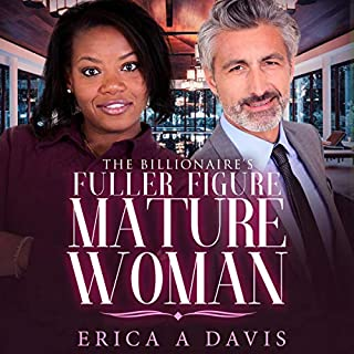 The Billionaire's Fuller Figure Mature Woman audiobook cover art