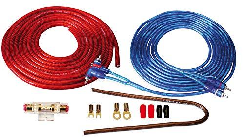 Sinustec BCS 1600Set cavi per amplificatore auto 16mm2