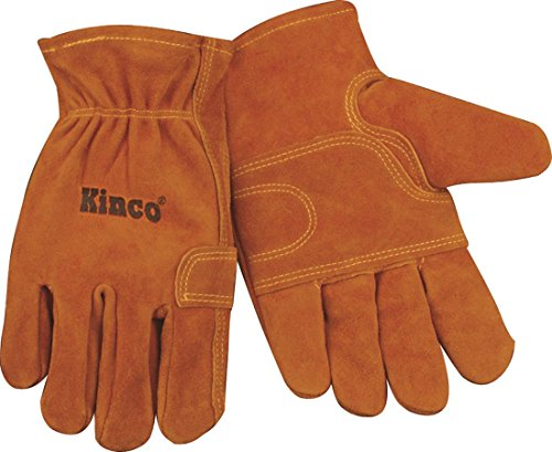 Kinco 035117970069 International Strong Cowhide Fencing Glove, X-Large