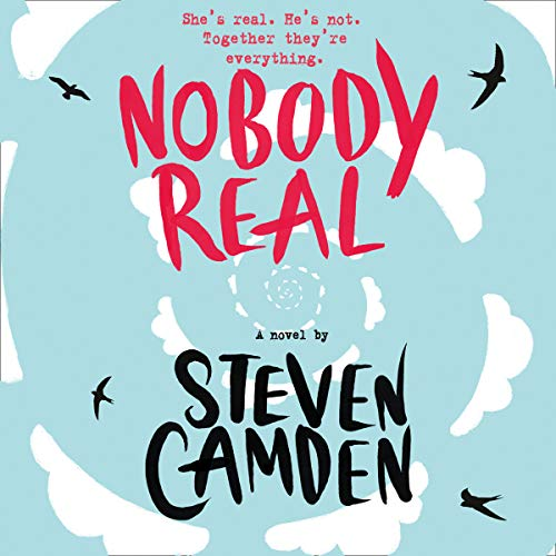 Nobody Real audiobook cover art