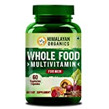 Himalayan Organics Whole Food Multivitamin for Men || with Natural Vitamins, Minerals, Extracts