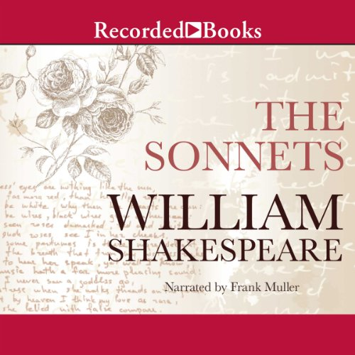 The Sonnets audiobook cover art