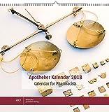 Apotheker Kalender 2018 Calendar for Pharmacists
