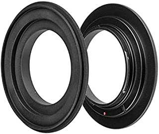 Retro Adaptor/Reverse Ring for Sony Alpha 55 mm (A-Mount)