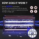Zoom IMG-1 yunlights zanzariera elettrica 40w lampada