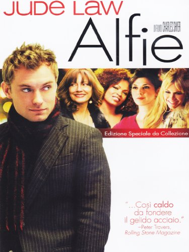 Alfie(edizione speciale da collezione) [IT Import]