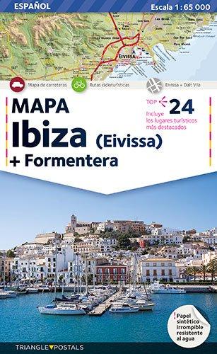 Ibiza + Formentera: Mapa (Mapes)