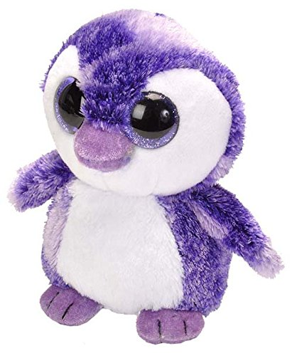 Wild Republic Penguin Plush, Stuffed Animal, Gifts for Kids Sassy Scents, Grape, 5.5', Multi