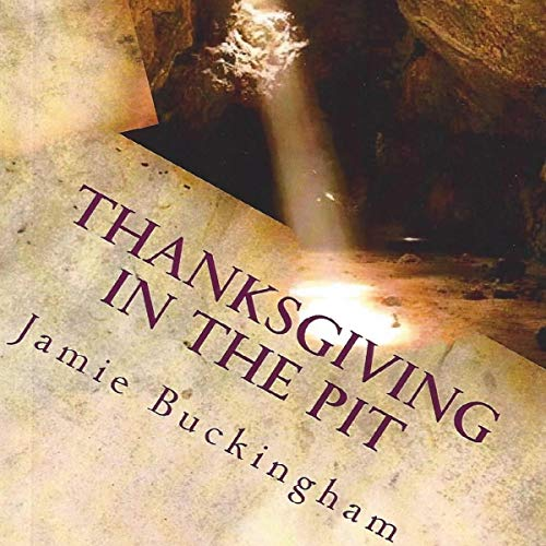 Thanksgiving in the Pit audiobook cover art