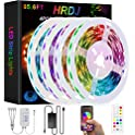 HRDJ 65.6FT/20M RGB LED Light Strip