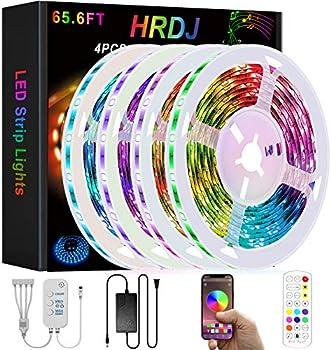 HRDJ 65.6FT/20M RGB LED Light Strip