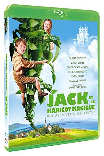 Jack et Le Haricot Magique-Une Aventure gigantesque [Blu-Ray]