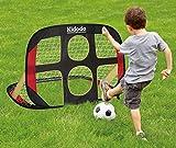 サッカーゴールポータブル折りたたみポップアップサッカーターゲットネットキッズサッカーゴール 子供用子供 の プレゼント