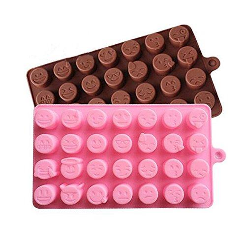 Asien Kuchen/Geb?ck Formen/Brot/Eis Emoji Silikon Formen Adhesive Farben Kuchen Zuf?llige
