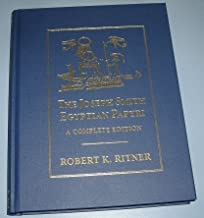 The Joseph Smith Egyptian Papyri: A Complete Edition