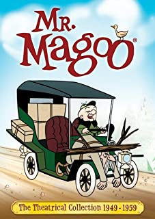 The Mr. Magoo: Theatrical Collection