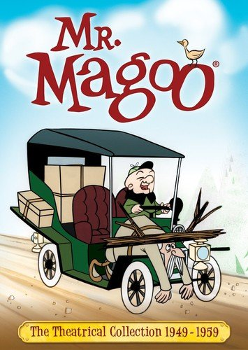 The Mr. Magoo Theatrical Collection (1949-1959)