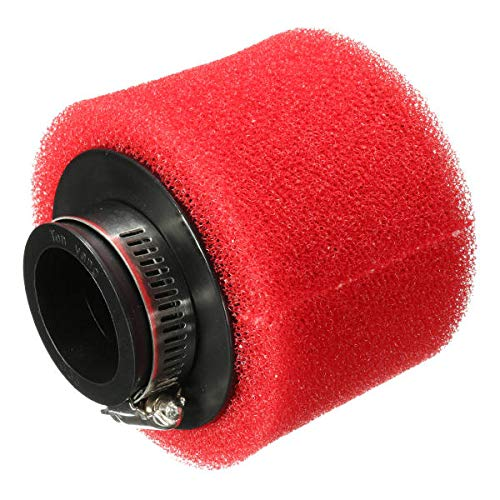LICHONGUI Racing Motorcycle Scooter Bike Dirt Pit Filter ATV para GY6 50cc 35mm 38mm 42mm 48mm (Color : 35mm)