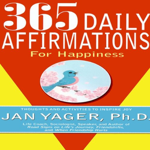 365 Daily Affirmations for Happiness audiobook cover art