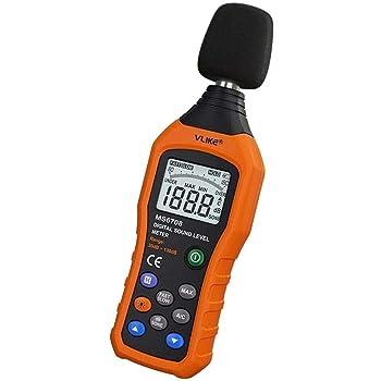 ZYL-YL Sound Level Meter Professional Digital Noise Meter Sound Level Meter Size : 221X78X35mm