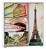 SZ Suarez Armario Zapatero 4 Puertas Paris Original
