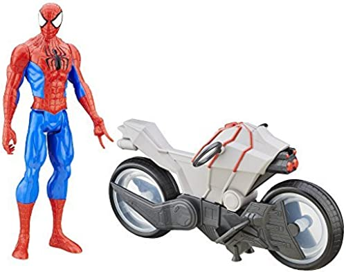 Spider-Man Spider Man with Cycle Vehicle by Spider-Man