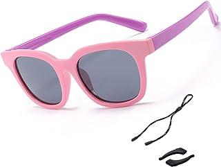 Kids Sunglasses for Boys Girls Polarized UV Protection...