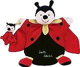 Doudou et Compagnie Marionnette Lady Cocci + Bébé