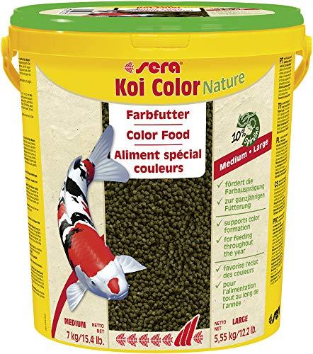 Sera Koi Color Large pour Aquariophilie 20 L
