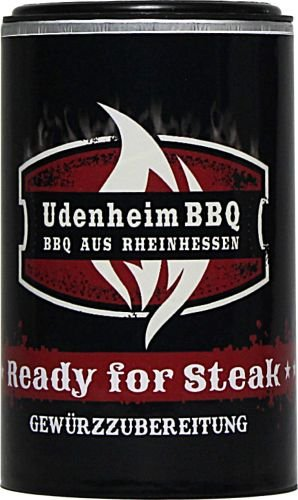 Ready for Steak, UdenheimBBQ Pfeffermix, 90g
