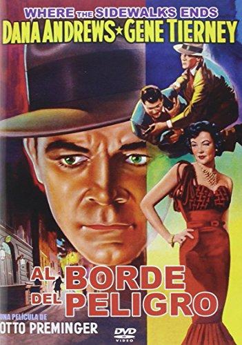 Al Borde Del Peligro (Import) (Dvd) (2014) Dana Andrews,Gene Tierney,Gary Merr